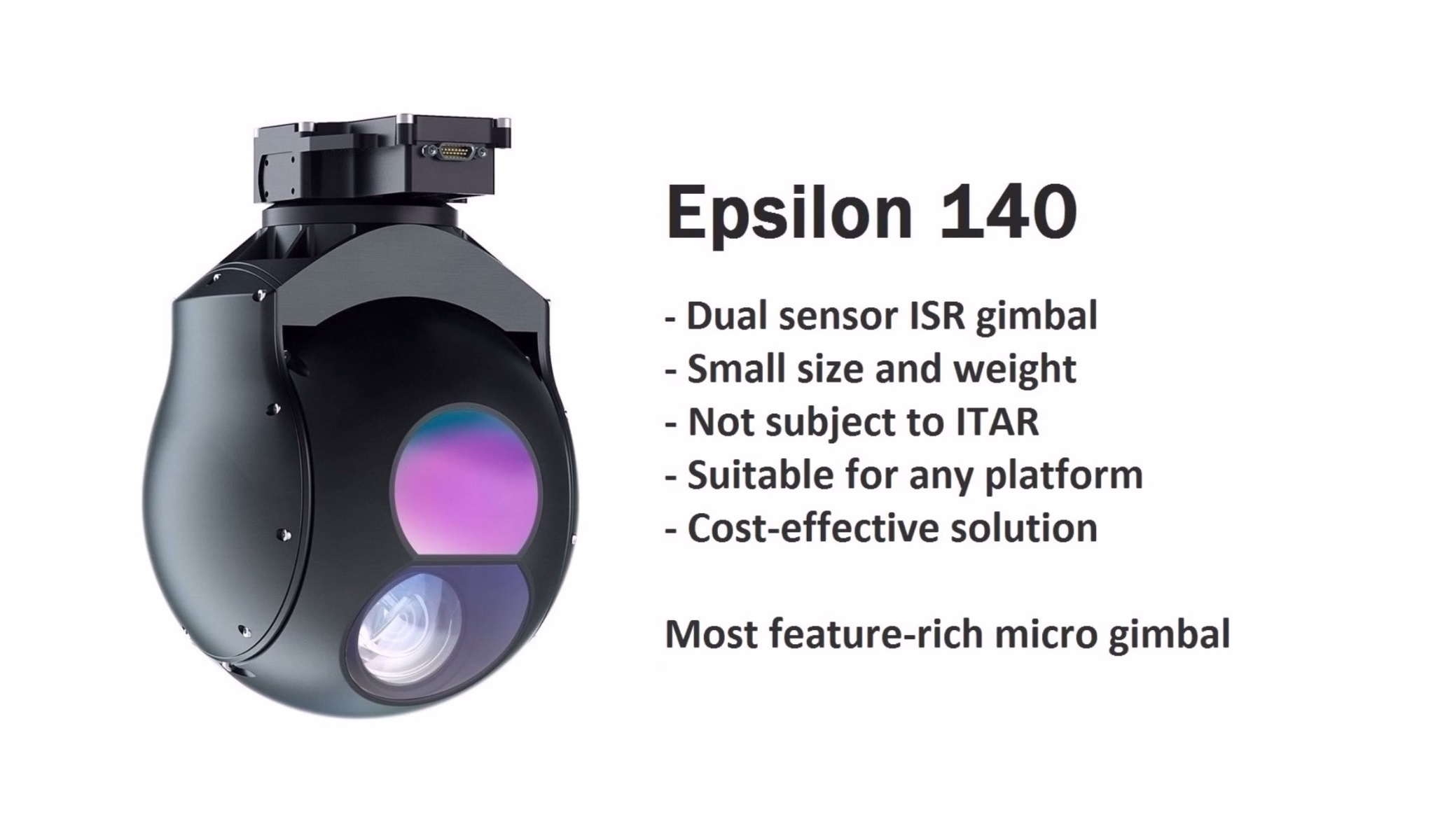 New video compilation showing the functionality of Epsilon 140