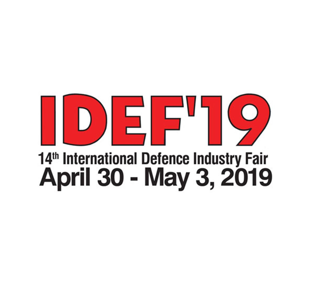 Octopus ISR Systems on IDEF 2019, Istanbul, April 30 - May 3