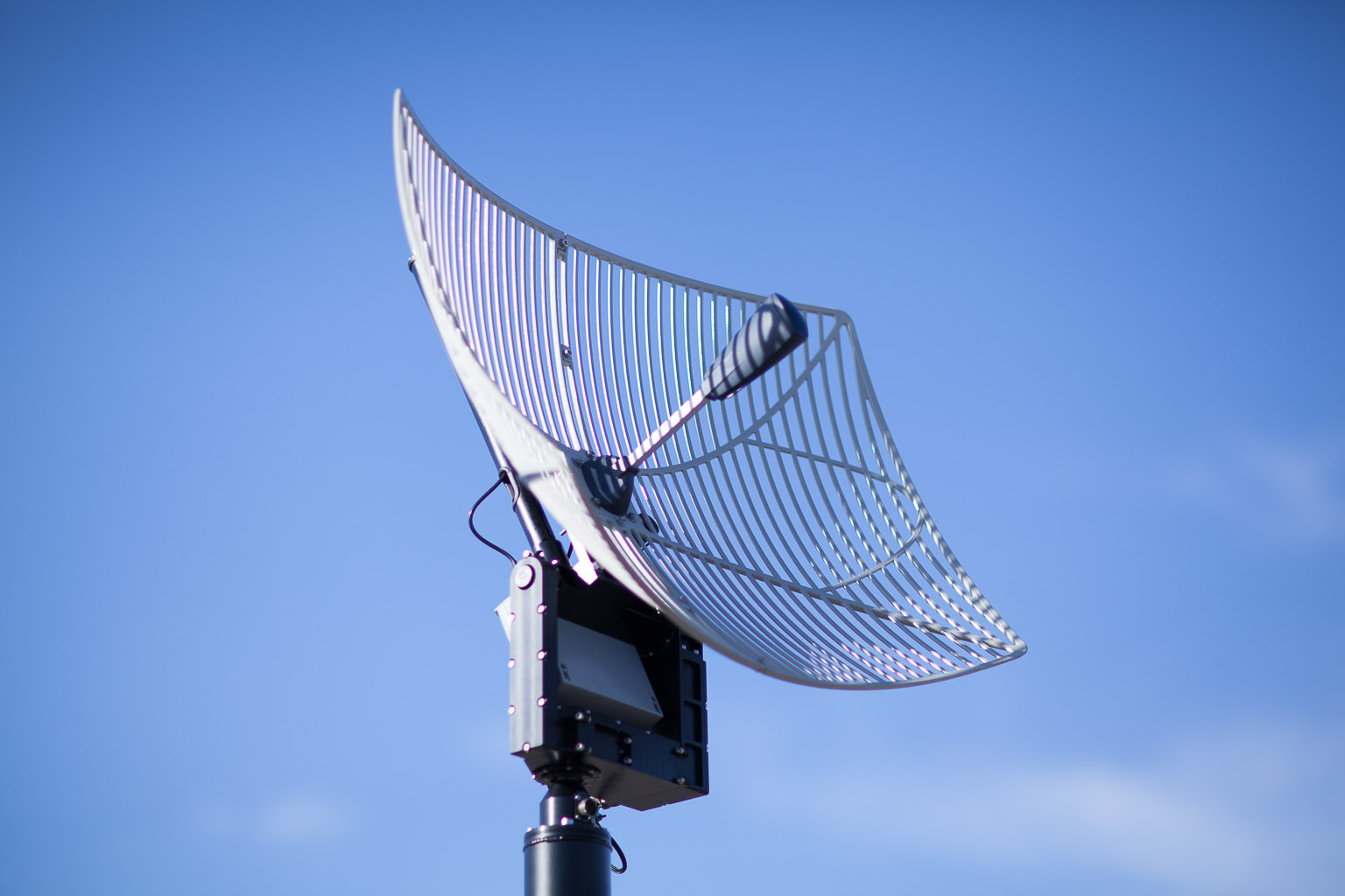 Tracking Antenna photos | Octopus ISR Systems